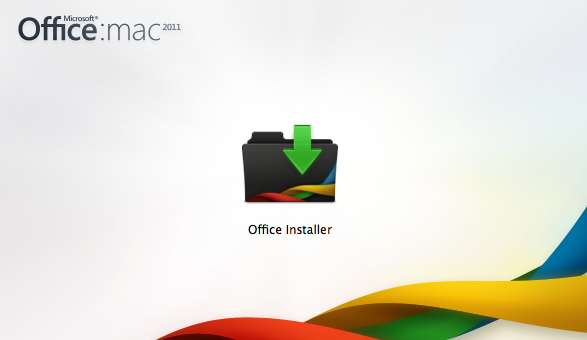 Microsoft Office Install Launch