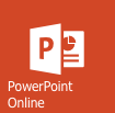 PowerPoint Online Icon