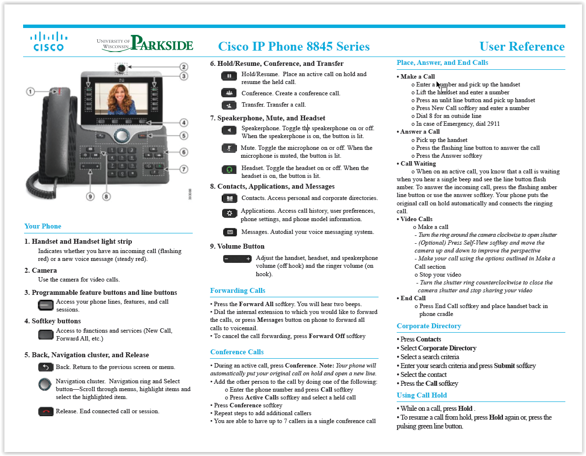 Voip Quick Start Guide, page 1